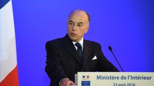 Le ministre de l'Intérieur, Bernard Cazeneuve (STEPHANE DE SAKUTIN / AFP)