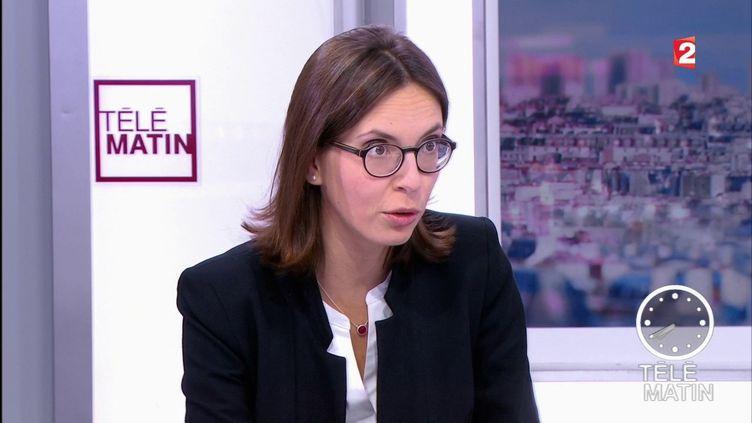 Amélie de Montchalin, députée LREM (France 2)