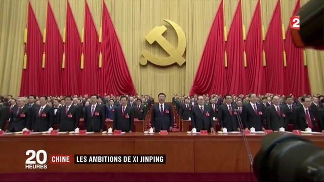 Chine : les ambitions de Xi Jinping