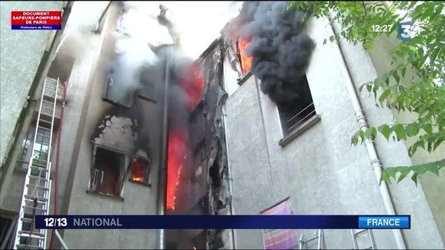 Saint-Denis : un incendie fait cinq morts