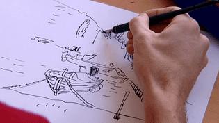 Des bandes dessinées, invitation au voyage  (Jean Harambat / Culture Box France 3)