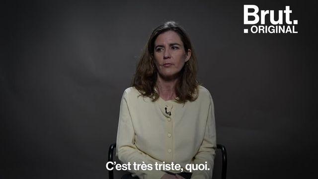 """Dans son livre """"La familia grande"""", elle raconte comment l'inceste a brisé sa famille. Pour Brut, Camille Kouchner réagit à l'onde de choc qu'elle a provoquée dans la société française."""