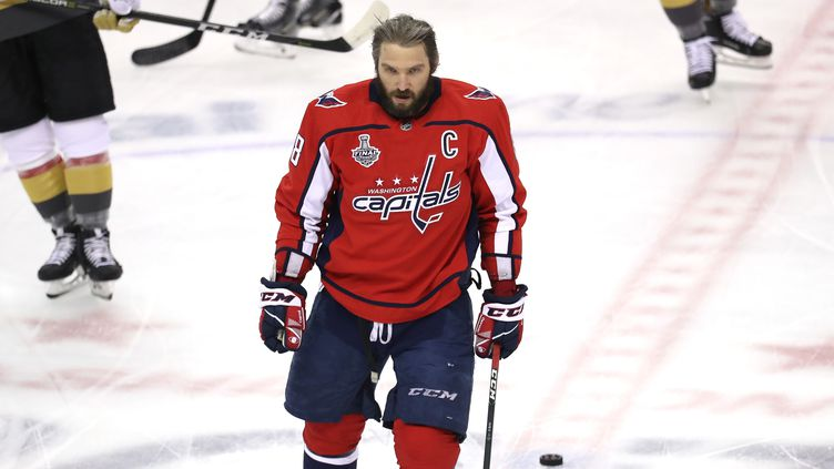 Alexander Ovechkin (Washington Capitals) (ROB CARR / GETTY IMAGES NORTH AMERICA)