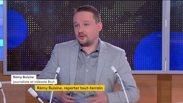 Médias : Rémy Buisine, journaliste symbole d'une nouvelle manière d'informer