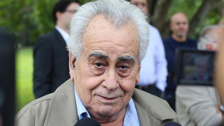 Zito avait 82 ans. (VANESSA CARVALHO / BRAZIL PHOTO PRESS)