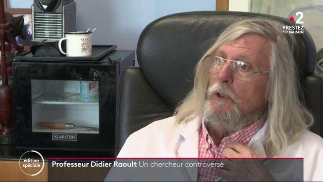 Coronavirus : qui est le professeur Didier Raoult ?
