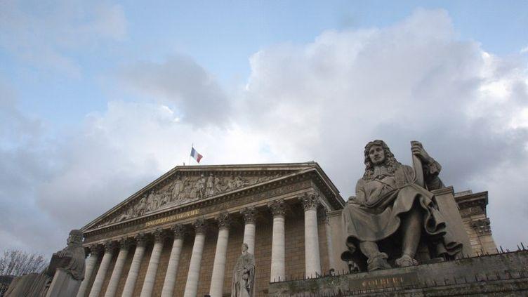 Les députés se penchent sur le projet de loi de Finances rectificative à partir du 16 juillet 2012. (JOEL SAGET / AFP)