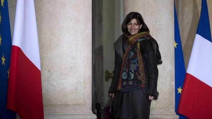 Anne Hidalgo, maire de Paris (2013)  (JOEL SAGET / AFP)