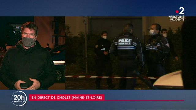 Cholet : deux personnes tuées dans une agression, une troisième grièvement blessée