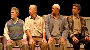 """""""Invisibles"""", la pièce de Nasser Djemaï reprend le chemin de la tournée  (France 3 / Culturebox)"""