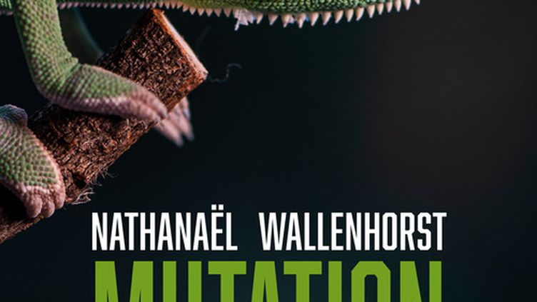 """Illustration de la couverture de l'essai que vient de publier Nathanaël Wallenhorst : """"Mutation, L'aventure humaine ne fait que commencer"""". (EDITIONS LE POMMIER)"""
