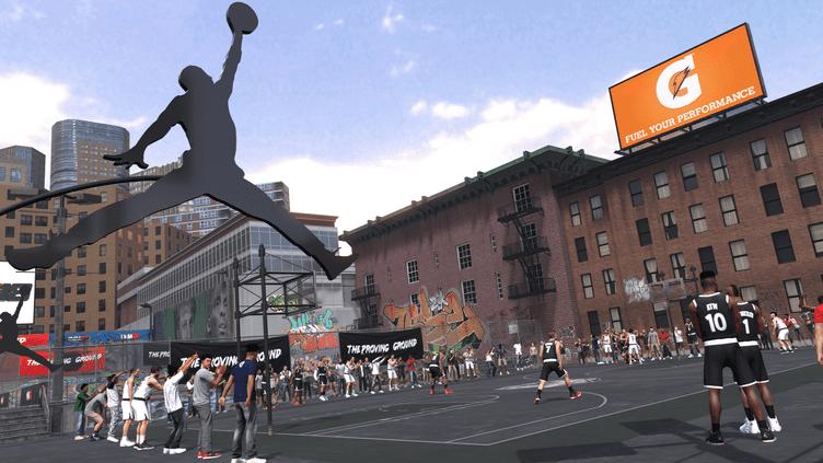 C'est la fête du quartier avec NBA2K18 !