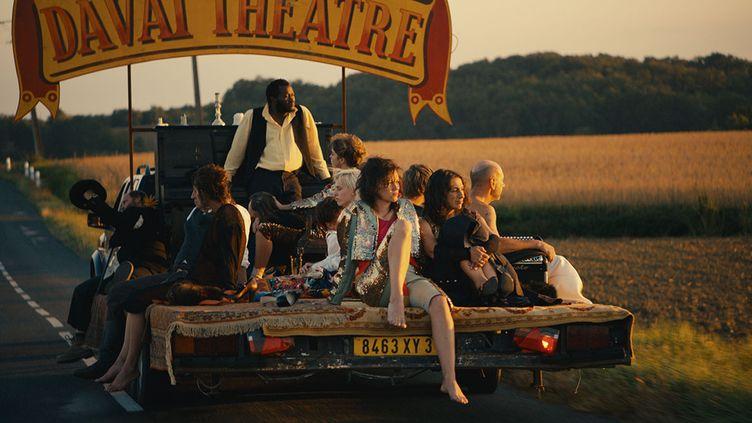 """""""Les Ogres"""", Swann d'Or du meilleur film à Cabourg  (Pyramide Distribution)"""