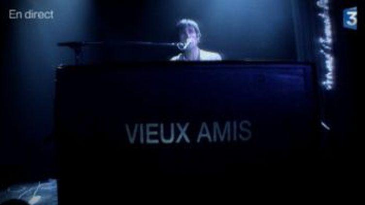 Arnaud Fleurent-Didier en live avec France Culture  (Culturebox)