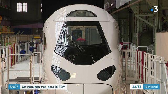 Transports : la nouvelle génération de TGV a été dévoilée