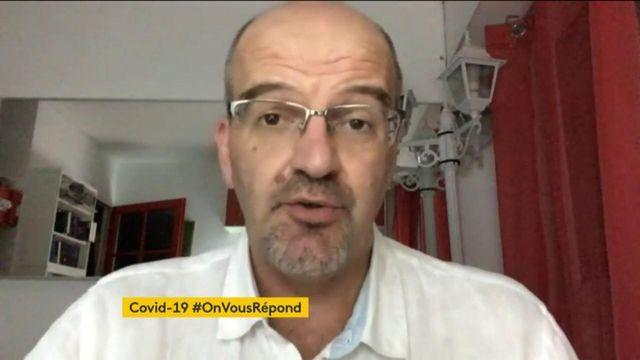 Coronavirus : le Dr Mascret répond à vos questions