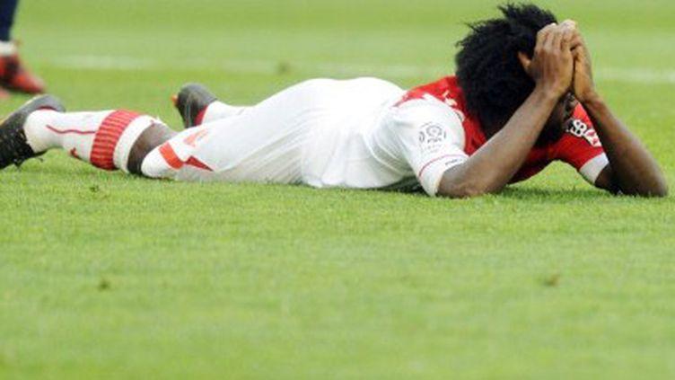 Lukman Haruna (Monaco) (SEBASTIEN BOZON / AFP)