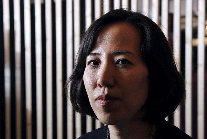 Ryoko Sekiguchi  (AFP)