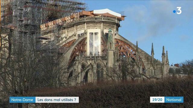 Notre-Dame de Paris : les dons pour sa restauration ont-ils été mal utilisés ?