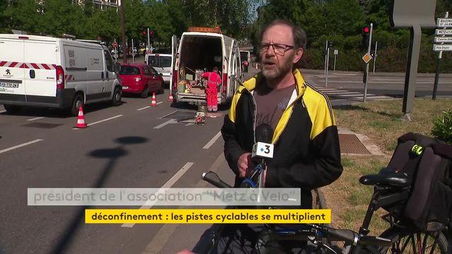 VIDEO. Le vélo : le bon plan du déconfinement