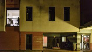 Des jeunes dans un centre éducatif fermé, àLa Chapelle-Saint-Mesmin (Loiret), le 30 janvier 2019. (VINCENT GERBET / HANS LUCAS / AFP)