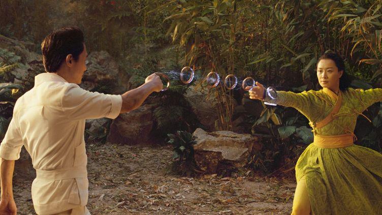 """""""Shang-Chi et la Légende des Dix Anneaux""""deDestin DanielCretton en salles le 1er septembre. (DISNEY-PIXAR-LUCASFILM LTD-MARVEL)"""