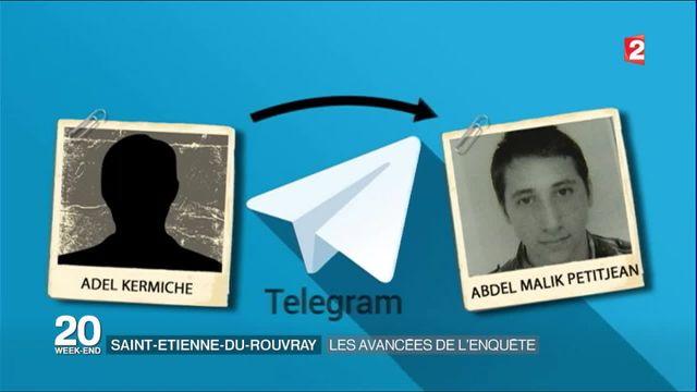 Saint-Étienne-du-Rouvray : le cousin d'un des terroristes mis en examen