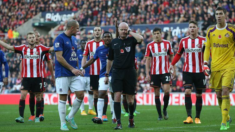 Y a-t-il eu des entraves à la concurrence lors de l'attribution des droits TV de Premier League?  (IAN MACNICOL / AFP)