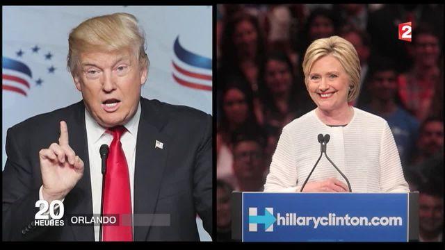 Fusillade à Orlando : un tournant pour la campagne électorale américaine ?