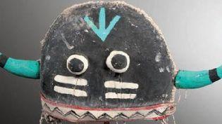 Masque Hopi  (Neret-Minet)
