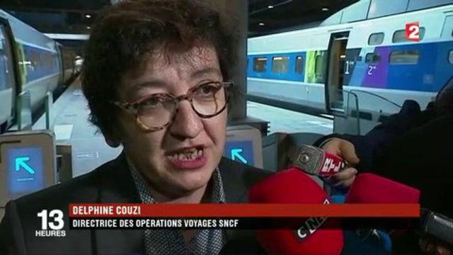 TGV: des portiques anti-fraude