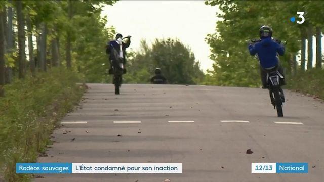 Rodéos sauvages : un collectif d'habitants marseillais obtient 10 000 euros de dommages et intérêts