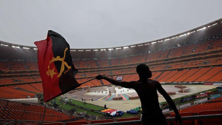 Le football angolais touché par un drame ayant fait 17 morts (ARMANDO FRANCA/AP/SIPA / AP)