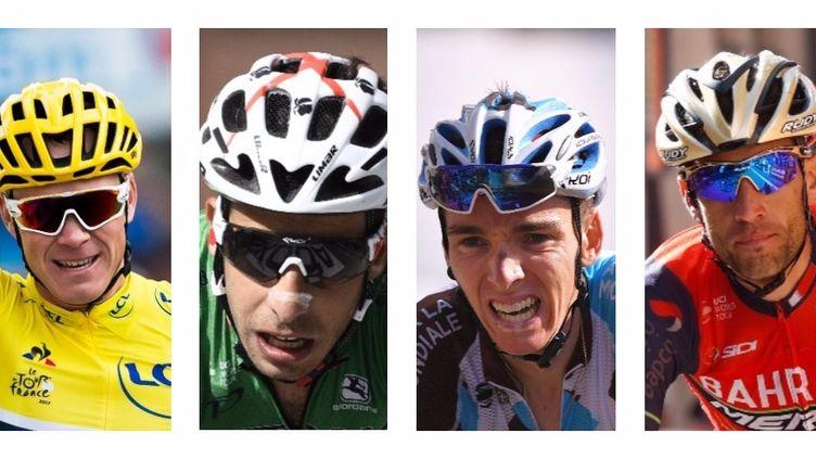 Tous les cadors seront présents au départ de la Vuelta.