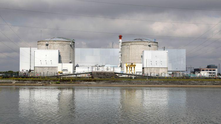 La centrale nucléaire de Fessenheim. (RONALD WITTEK / EPA)