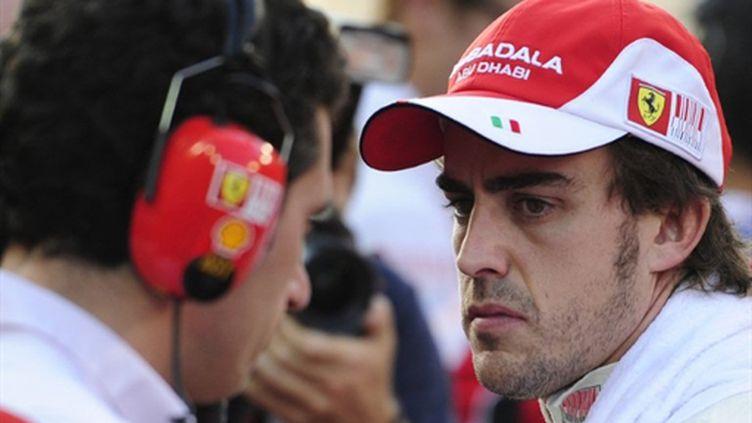 Fernando Alonso n'a pas accompli tous ses objectfs cette saison