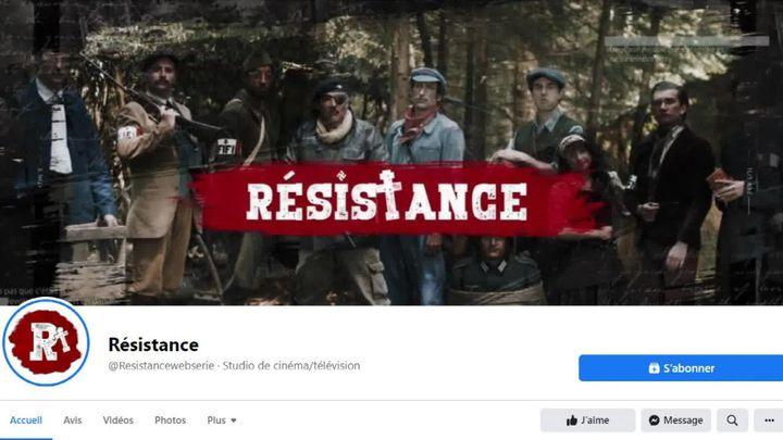 """""""Résistance""""sera diffusée sur la page Facebook de la web-série en juin. (Capture d'écran France 3 Normandie)"""