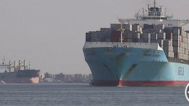 L'Egypte attend beaucoup du nouveau canal de Suez