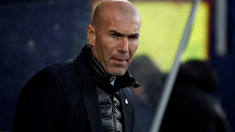 Zinédine Zidane. (BURAK AKBULUT / ANADOLU AGENCY)