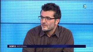 Pierre-Yves Binctin, directeur du festival Comic Con Paris. (FRANCE 3)