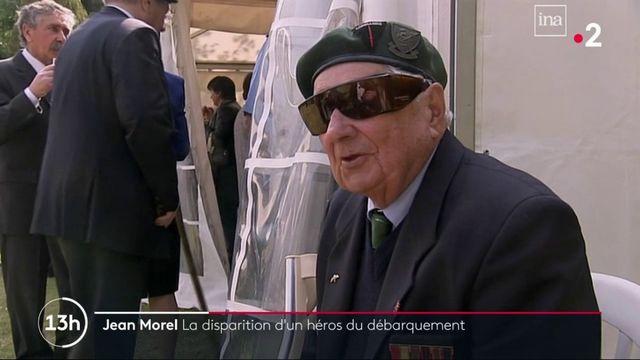 Débarquement : Jean Morel, l'un des survivants du commando Kieffer, s'est éteint