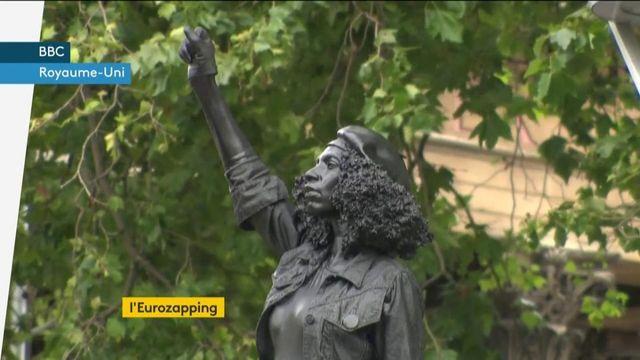 Eurozapping : la peur des plans sociaux en Espagne ; une nouvelle statue à Bristol