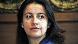 La ministre du Logement, Cécile Duflot, le 5 septembre 2012 à Paris. (CITIZENSIDE / AFP)