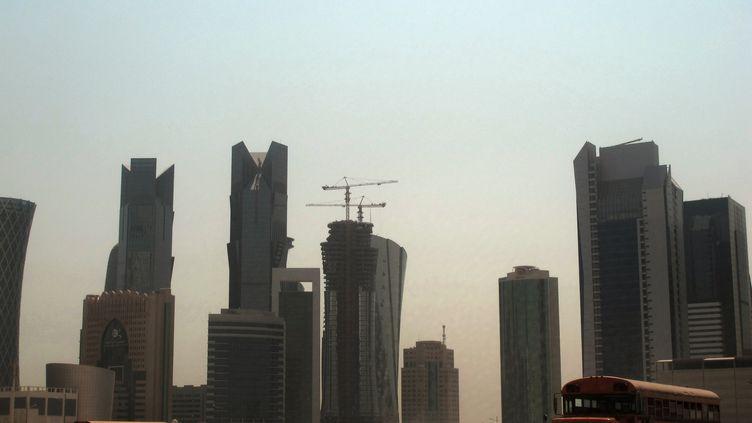 Stéphane Morello est bloqué au Qatar depuis janvier 2009. (PATRICK BAZ / AFP)