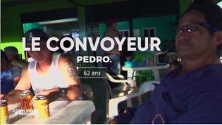 """""""J'ai embarqué avec les narcos"""" : comment acheminer 500 kg de cocaïne via le fleuve Amazone (COMPLÉMENT D'ENQUÊTE/FRANCE 2)"""