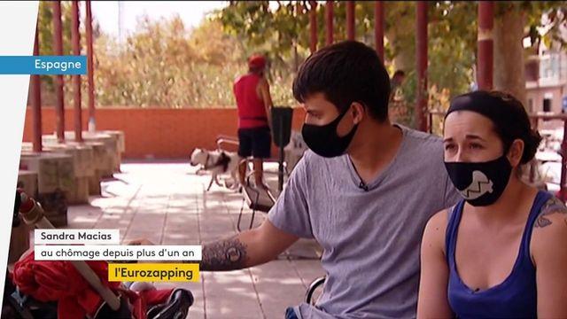 Eurozapping : la pauvreté explose en Espagne, le Danemark lève les restrictions sanitaires