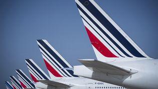 Comment le Brexit va-t-il avoir des répercussions sur les compagnies aériennes ? (Photo d'illustration) (JOEL SAGET / AFP)