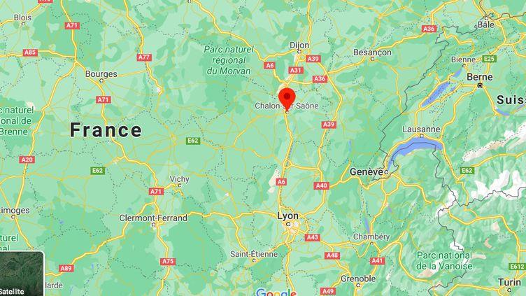Une enquête pour violences sur mineurs a été ouverte concernant un directeur de centre pour adolescents, à Chalon-sur-Saône (Saöne-et-Loire), le 15 février 2021. (GOOGLE MAPS)