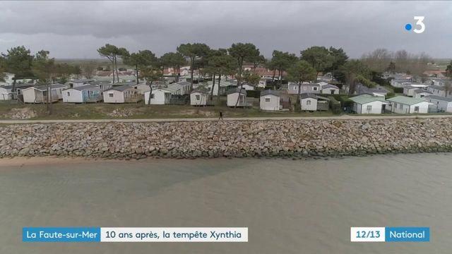 Tempête Xynthia : dix ans plus tard, les victimes toujours traumatisées