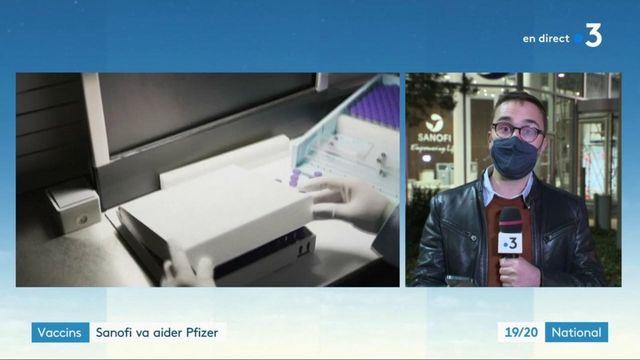 Covid-19 : Sanofi va fournir une aide logistique à Pfizer